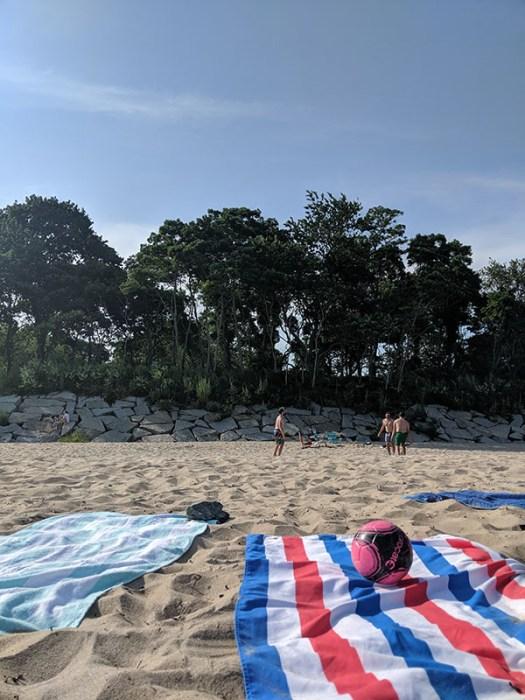 Beach cape ann