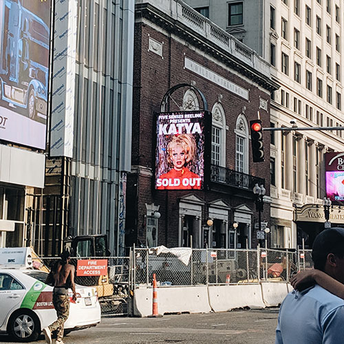 Katya spectacle boston