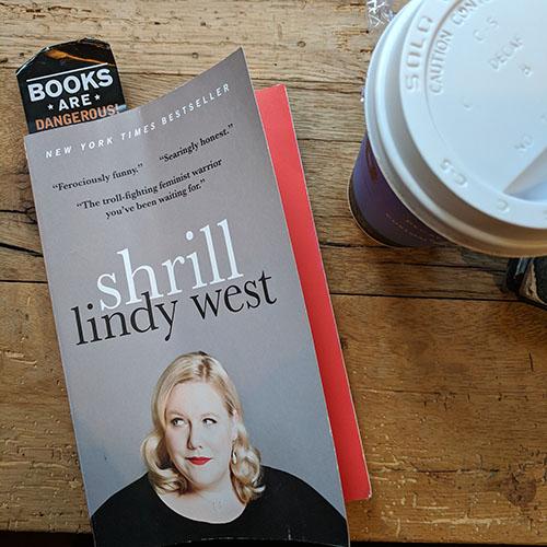 Shrill book 2019