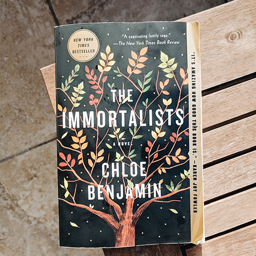 The immortalists book 2019