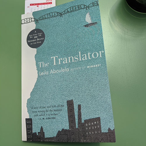The translator book 2019