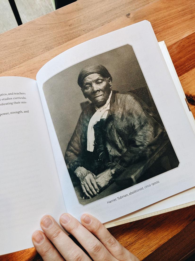 Harriet tubman livre le blog de mathilde 2