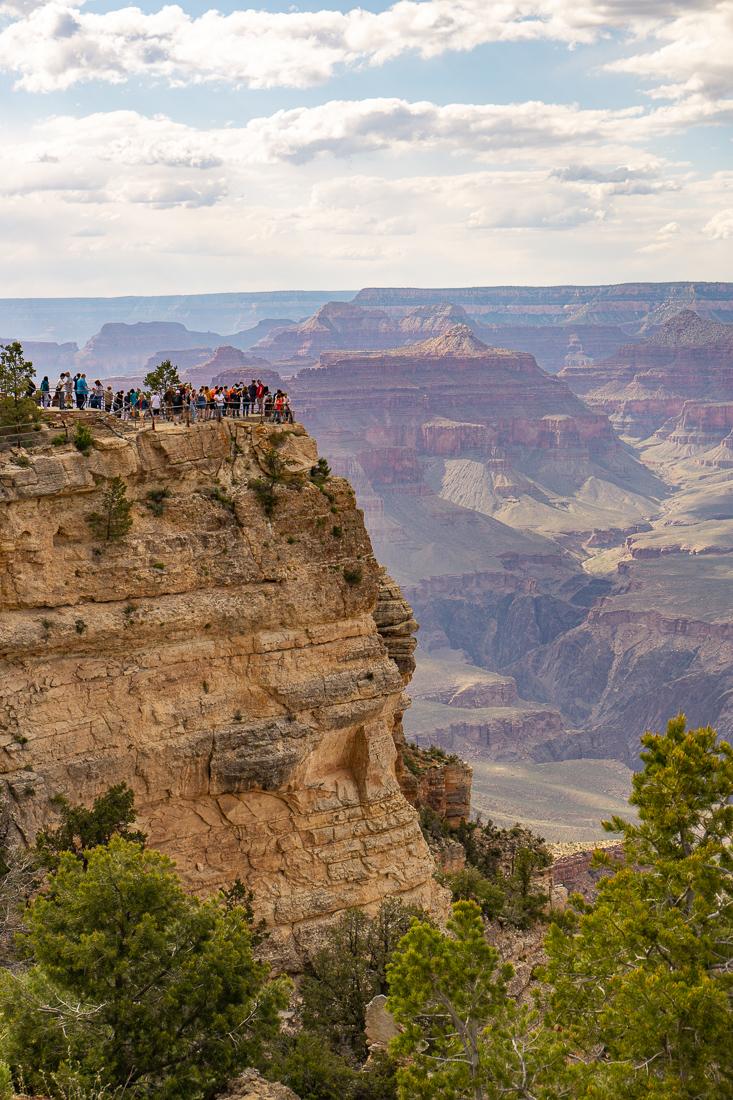 La rive sud du grand canyon etats unis le blog de mathilde 1