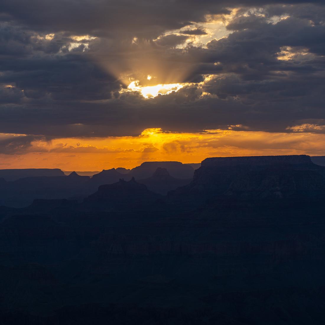 La rive sud du grand canyon etats unis le blog de mathilde 15