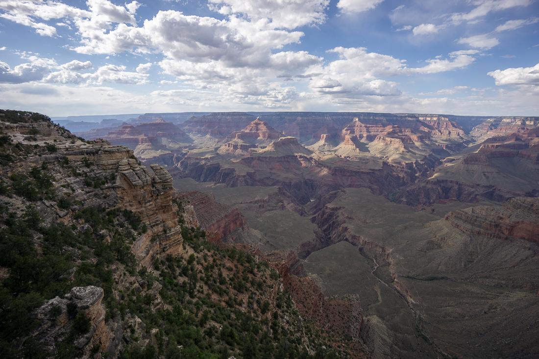 La rive sud du grand canyon etats unis le blog de mathilde 3