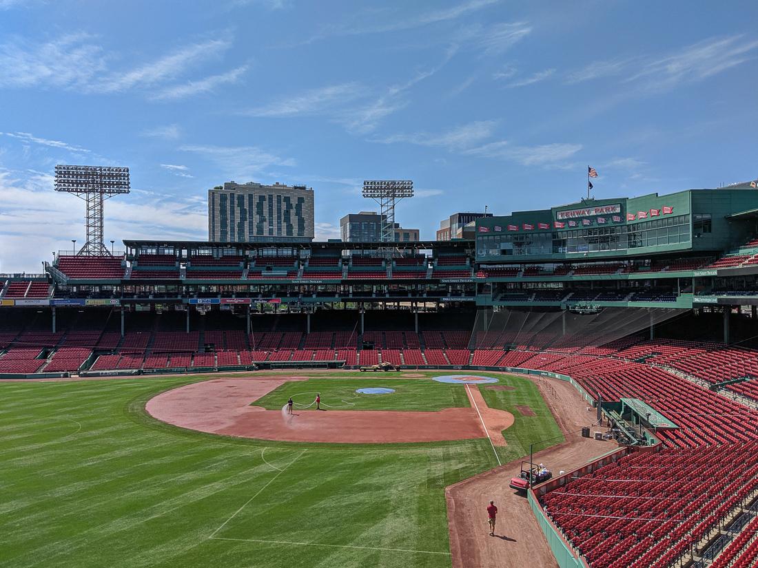 Visiter fenway park le stade de base ball de boston le blog de mathilde 4