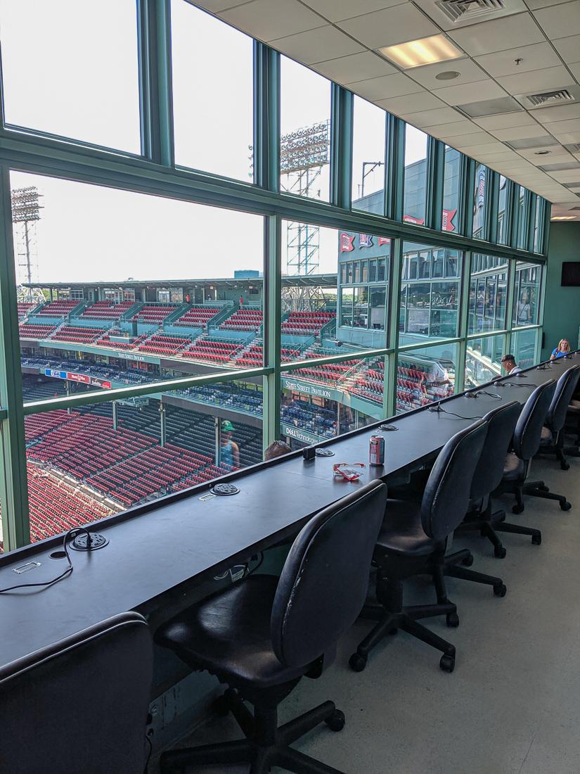 Visiter fenway park le stade de base ball de boston le blog de mathilde 7
