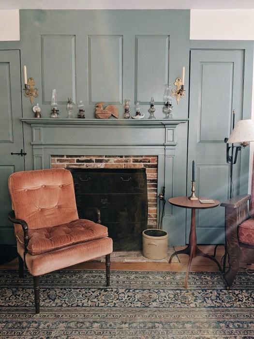 Vermont airbnb fevrier le blog de mathilde