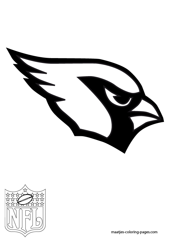 Cool Coloring Pages NFL teams logos coloring pages - Cool Coloring ... | 842x595