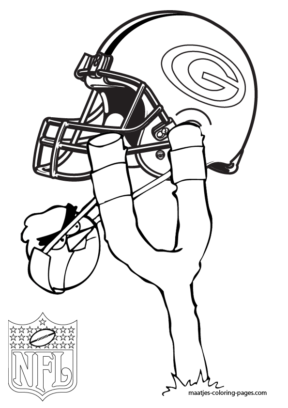 Coloring Pages Nfl Bossy Football Helmet Coloring Nfl Coloring