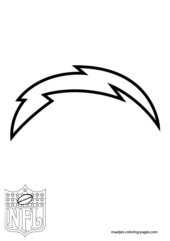 chargers logo nfl