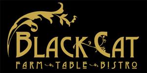 Black Cat Organic Farm Logo