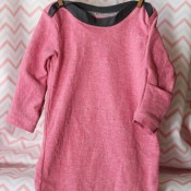 Baby Gowns | Mabey She Made It #nestingtonewborns #PAB #sewingforbaby #refashion #upcycle