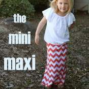 The Mini Maxi Skirt