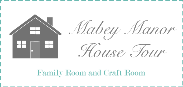 Mabey Manor House Tour | Mabey She Made It #homedecor #mabeymanor
