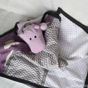 Make A Stuffed Lovey and a Pattern-Pack Giveaway