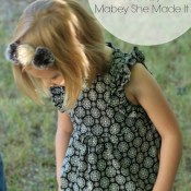 Avery Top Pattern Review
