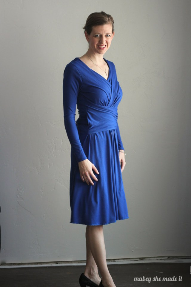 Recreate the Issa Engagement Dress from Kate Middleton Style | Mabey She Made It