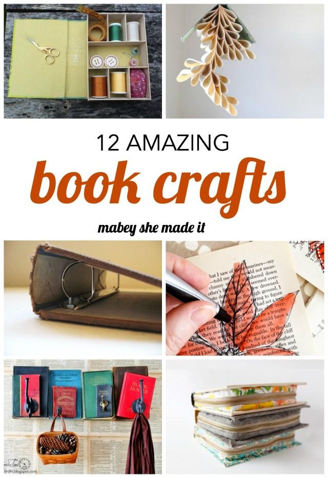 Book Crafts Feature