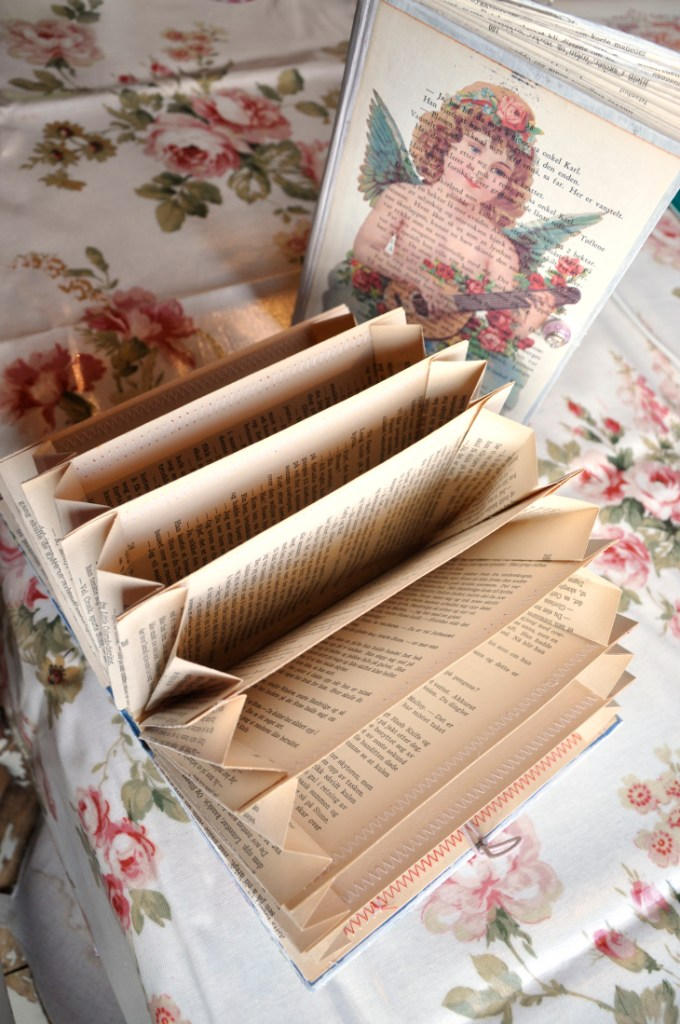 Creative uses for old books