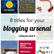 8 Books to Build Your Blogging Knowledge