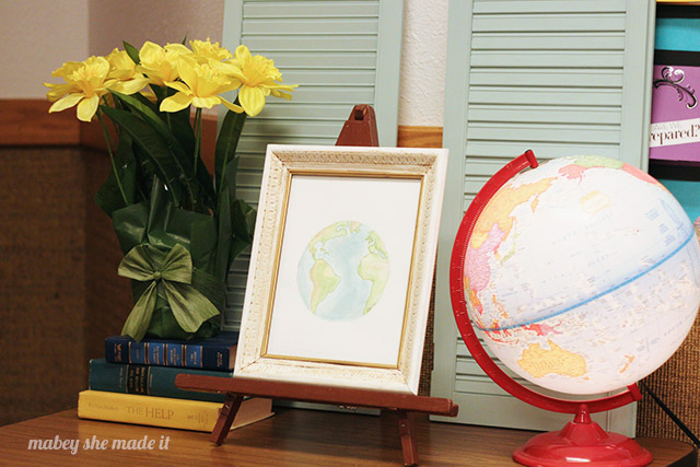 I love these Worldwide Sisterhood printables used for the Relief Society Birthday celebration.