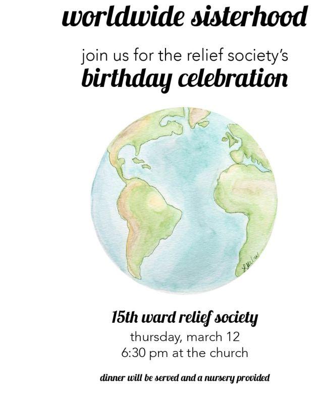 Worldwide Sisterhood Poster