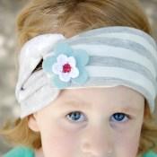 Stars and Stripes Twisted Headband