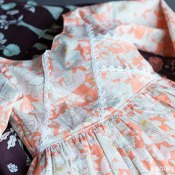 Origami Dress with Free Pattern