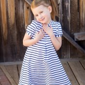 Eleanor Dress Pattern Review