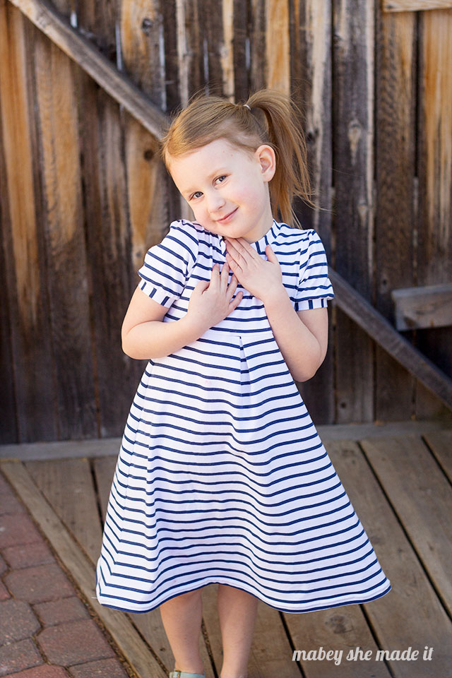 Eleanor Dress/Top Pattern Review