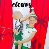 PR&P Week 1: Send In the Clowns
