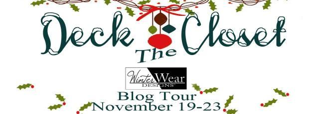 Deck the Closet blog tour from Winter Wear Designs