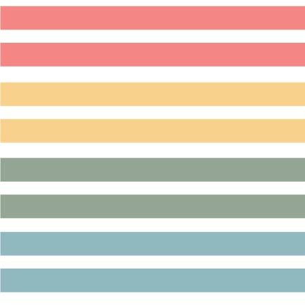 Rainbow Stripe available at Raspberry Creek Fabrics