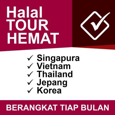 Travel Tour Singapura, Travel Tour Vietnam, Travel Tour ke Thailand, Halal Tour ke Thailand, Halal Tour ke Jepang