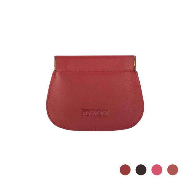 Leather Coin Pouch   mabu leathers