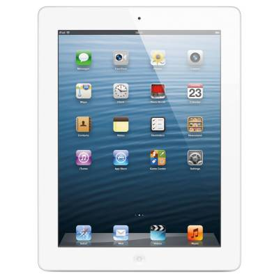 Used- iPad 4th Generation (Wi-Fi)