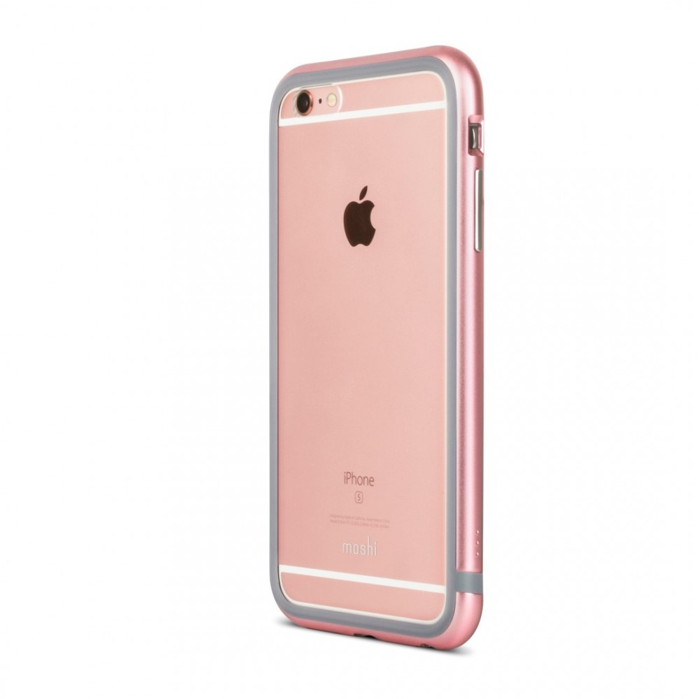 quality design 9c273 34818 Moshi - iGlaze Luxe for iPhone 6 Plus/6s Plus (Pink)