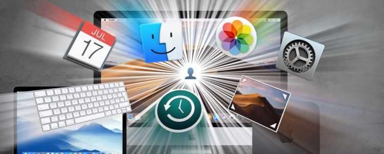 Key Visual Mac Praxis-Tipps macOS