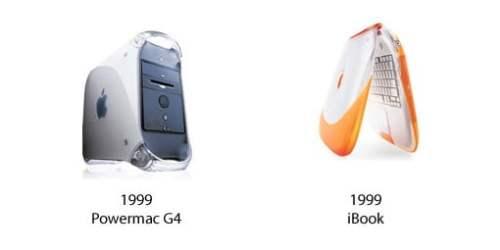 PowerMac G4 und iBook