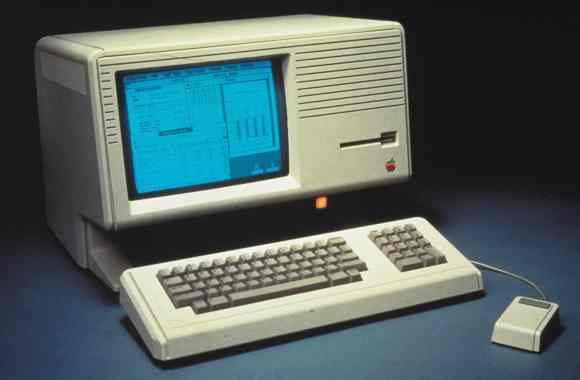 Apple Lisa (1983)