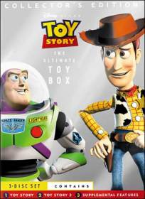 Pixar Blockbuster: Toy Story