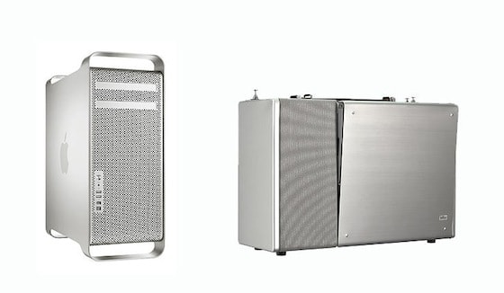 PowerMac G5/Mac Pro (2003) and Braun Radio T1000 (1967)