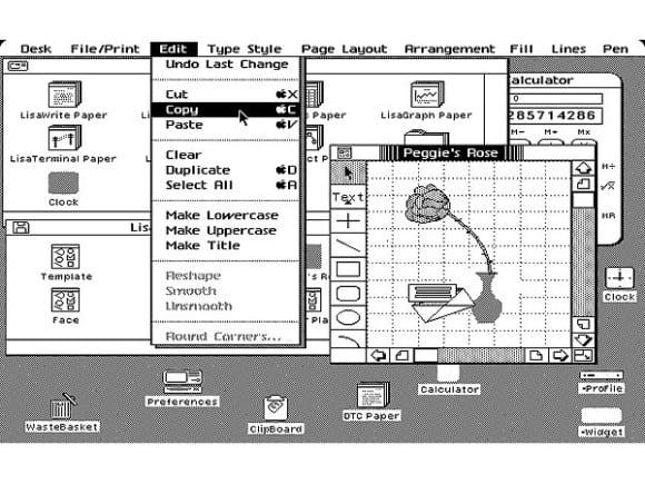Apple Lisa 2 screenshot