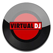 Virtual DJ icon
