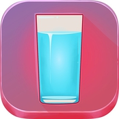 Healthy Water Drinking icon