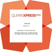 QuarkXpress 11 icon
