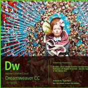 Adobe Dreamweaver CC 2015 icon