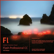 Adobe Flash Professional CC 2015 icon