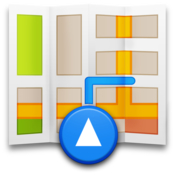 Atlas for Google Maps icon